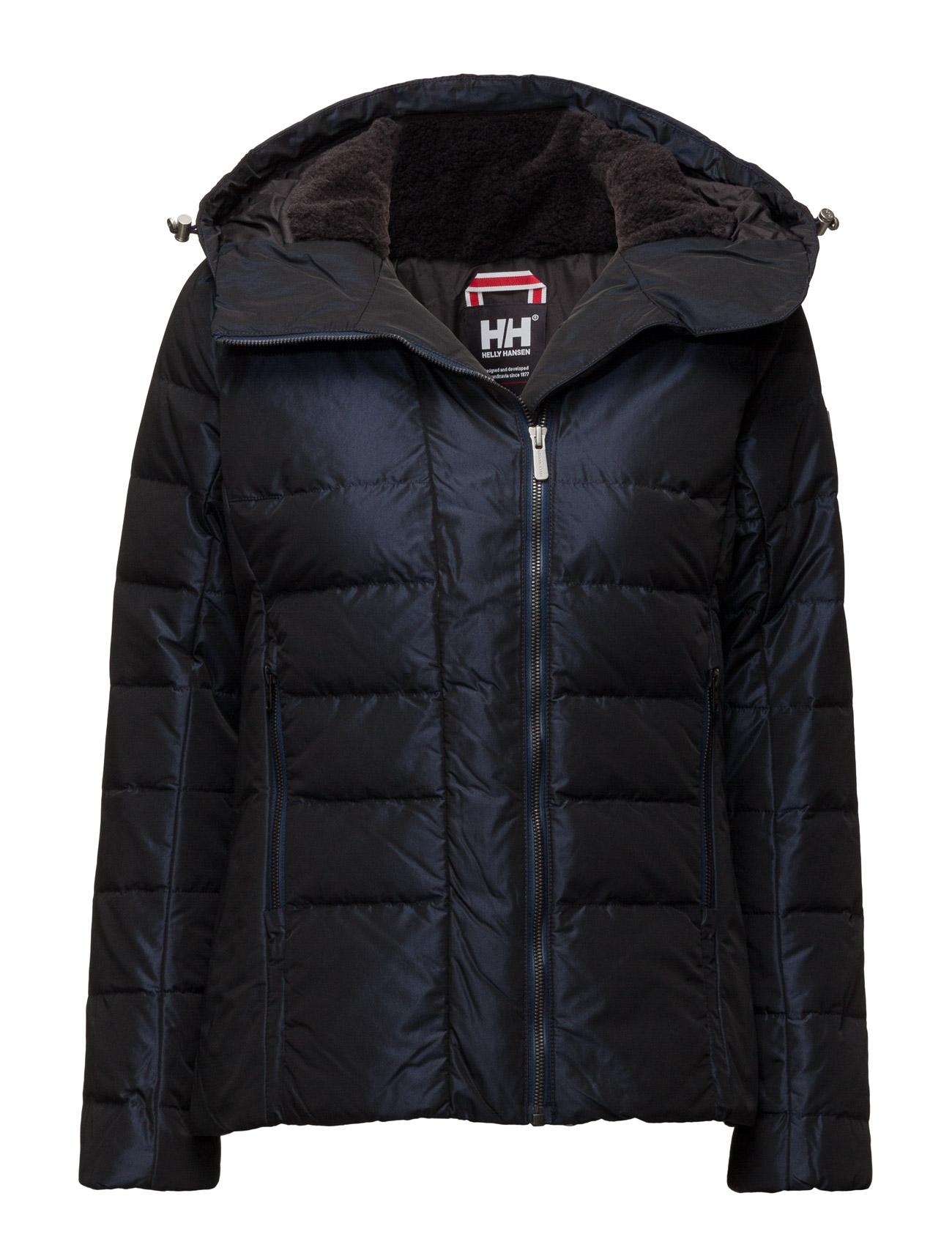 helly hansen W iona down jacket fra boozt.com dk