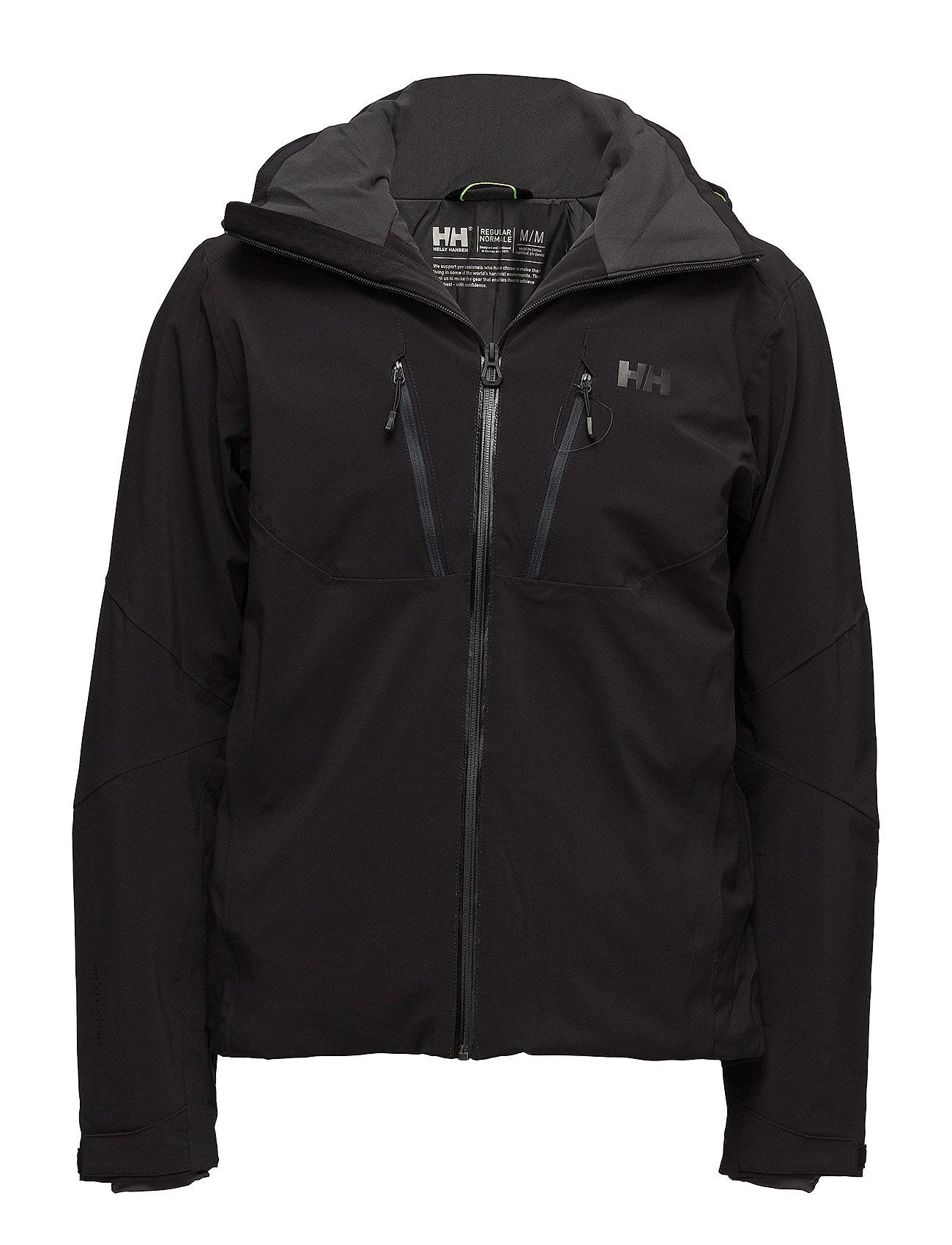 Lighting Jacket: Lightning Jacket (Black) (£192) - Helly Hansen