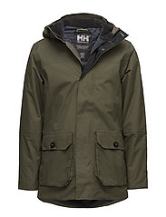 KILLARNEY PARKA - 491 IVY GREEN
