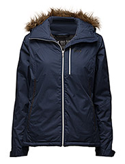 W SUNSHINE JACKET - EVENING BLUE