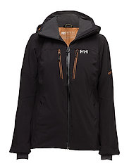 W MOTIONISTA JACKET - BLACK