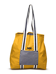 TRAVEL BEACH TOTE - ESSENTIAL YELLOW