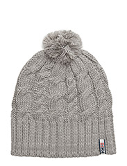 MONTREAL CHUNKY KNIT BEANIE - PENGUIN