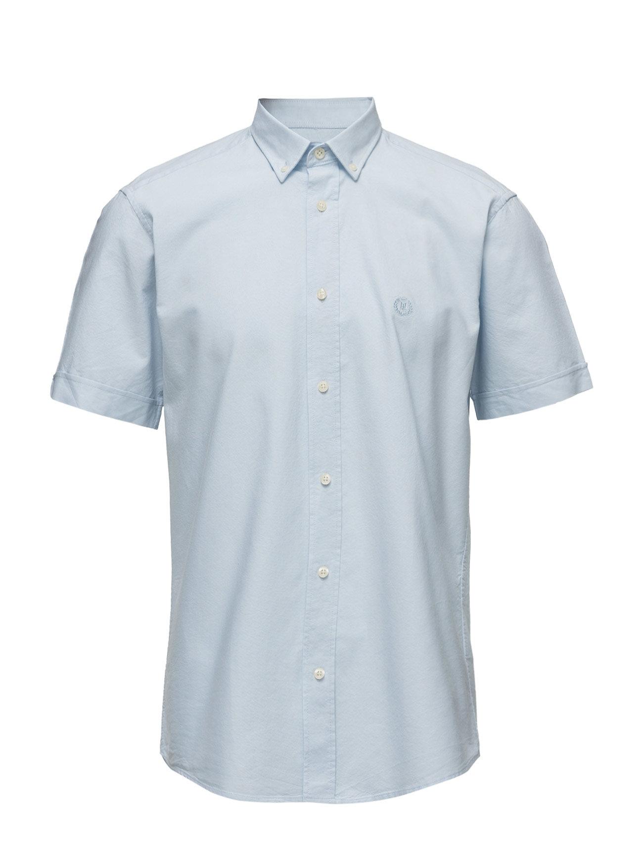 Henri Club Regular Shirt Ss Henri Lloyd Kortærmede til Herrer i