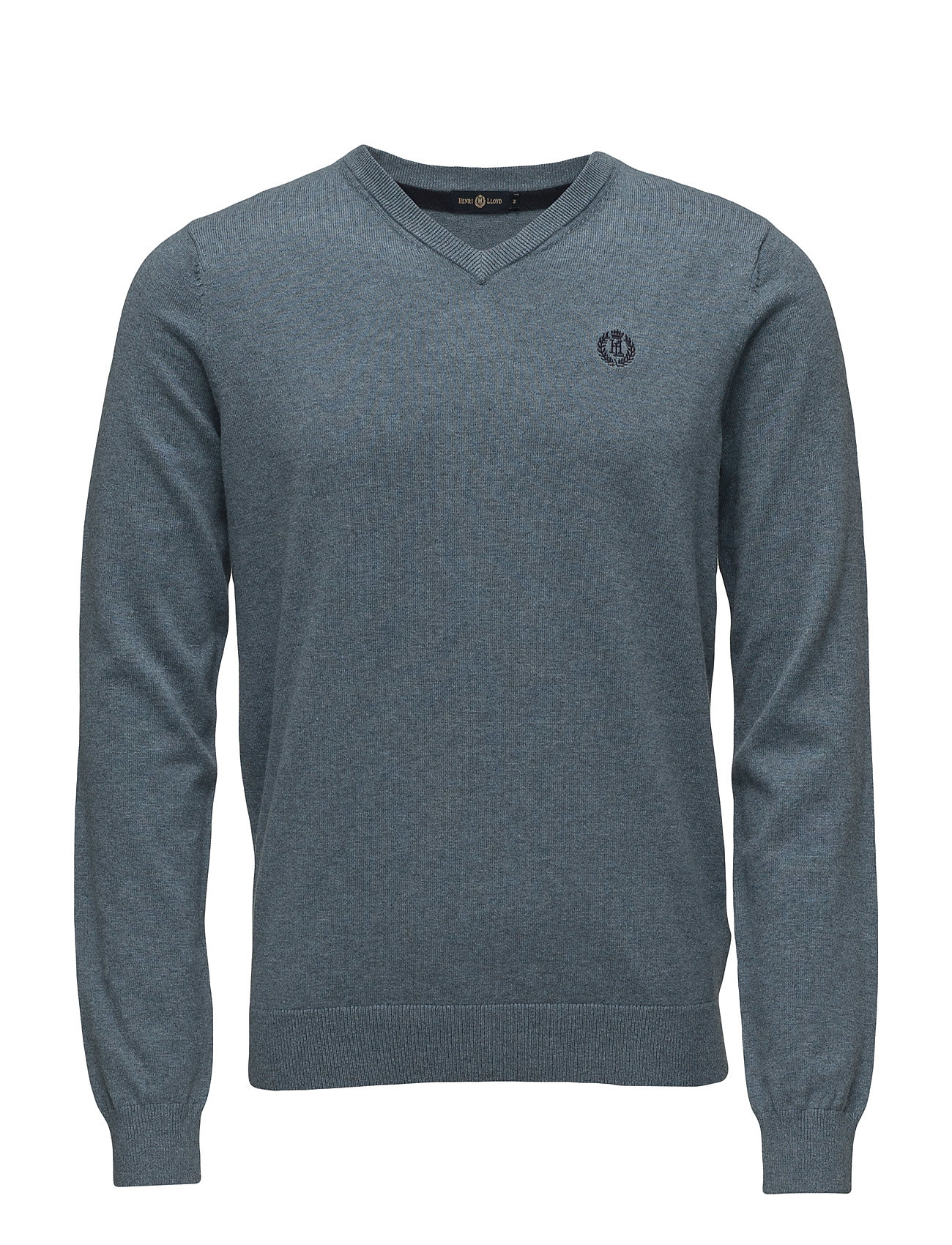 henri lloyd Moray regular v neck knit på boozt.com dk