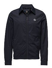 KINGSLAND HARRINGTON JACKET - NAV