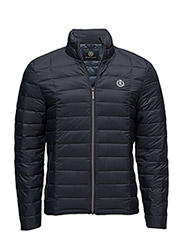 GANTON NH LIGHTWEIGHT DOWN JACKET - NAV