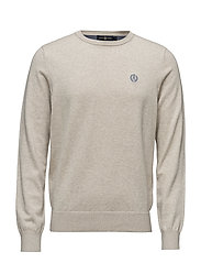 MORAY REGULAR CREW NECK KNIT - SNM