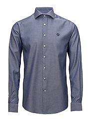 ARCHBELL REGULAR SHIRT - NAV