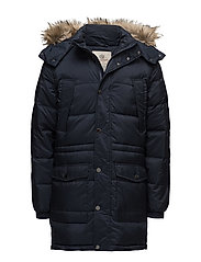 NORBY DOWN JACKET - NAV