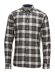 HL Shirt Flannel Checkered - MBL