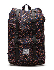 Little America - BLACK MINI FLORAL/BLACK SYNTHE