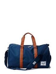 Novel duffle bag - NAVY/TAN