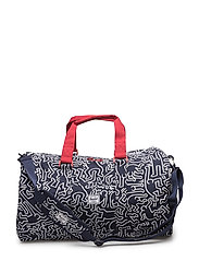 Novel - PEACOAT KEITH HARING