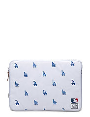 Anchor Sleeve - 13 inch MacBook - WHITE/BLUE DODGERS