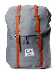 RETREAT - 600D POLY GREY - Grey