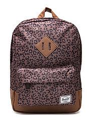 Heritage Kids backpack - LEOPARD