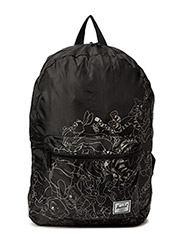Packable Daypack  - Disney - BLACK/SCREEN PRINT