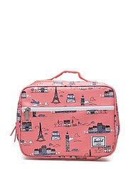 Pop Quiz Lunchbox - PARIS PINK