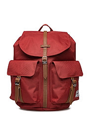 Dawson X-Small - BRICK RED/TAN