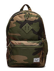 Heritage Youth - WOODLAND CAMO/ARMY RUBBER