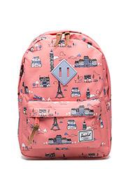 Heritage Kids - Paris Pink/Deep Periwinkle Rubber - PARIS PINK/DEEP PERIWINKLE RUB