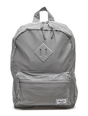 Heritage Kids backpack - SILVER REFLECTIVE RUBBER