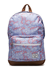 Pop Quiz Youth backpack - MEADOW/TAN SYNTHETIC LEATHER