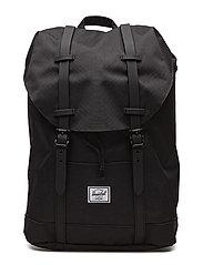 Retreat Mid-Volume Backpack - BLACK RUBBER