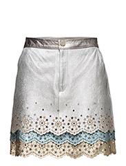 Hilfiger Collection - Layered Mini Skirt