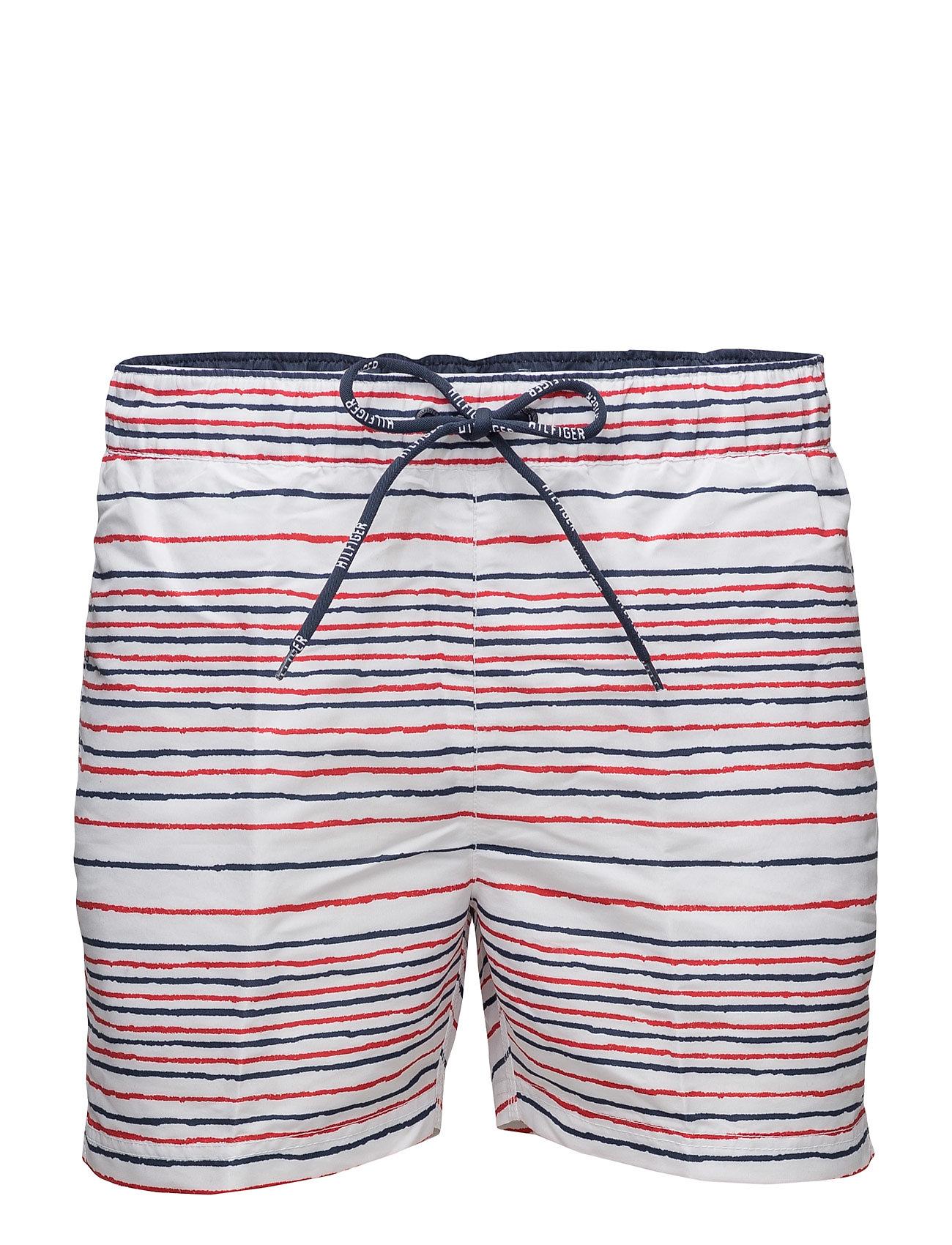Thdm All Over Print Swimshort 21 Hilfiger Denim Shorts til Herrer i
