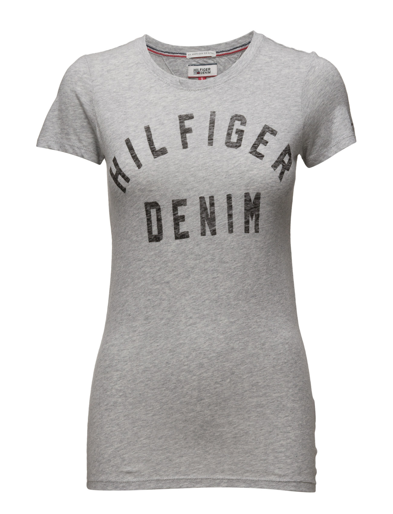 8544503d6f8 Køb Thdw Basic Cn T-Shirt S/S 1 Hilfiger Denim Kortærmede i Lyserød til  Kvinder på nettet