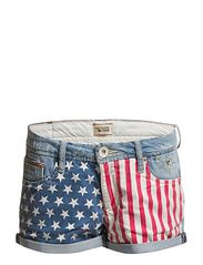 Hilfiger Denim Rosie short LBLT