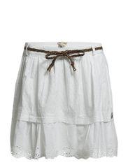 Francine skirt - CLASSIC WHITE