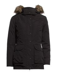 Olga down parka - TOMMY BLACK