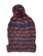 Findy beanie - PEACOAT-PT/ MULTI