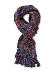 Findy scarf - PEACOAT-PT/ MULTI