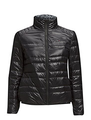 Connie reversible down bomber - BLACK