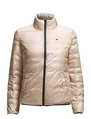 Connie reversible down bomber - GREY