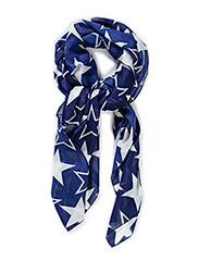 Marley scarf - BLUE