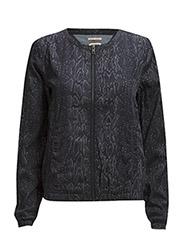 Cadee indoor jacket - BLUE