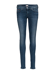 LOW RISE SKINNY SOPH - DENIM