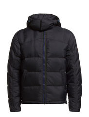Nebraska hd down jacket - TOMMY BLACK