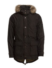 Dixon hd parka - TOMMY BLACK
