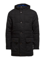 Highland down hd parka - TOMMY BLACK