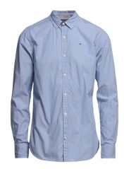 Thomas striped shirt l/s - CLASSIC WHITE