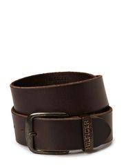 Louis belt - DARK BROWN