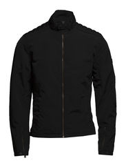 Preston jacket - BLACK