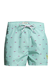 Gordon swim short - BLUE