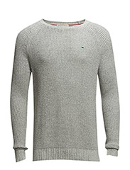 Indy cn sweater l/s - GREY